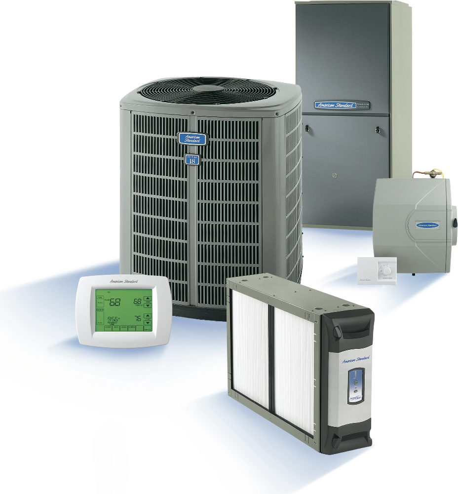 HVAC Brands for heating and cooling Chicago